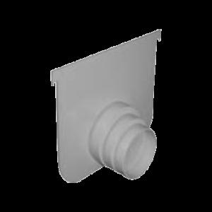 Folyóka végelem 300mm