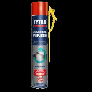 Tytan kútgyűrűhab