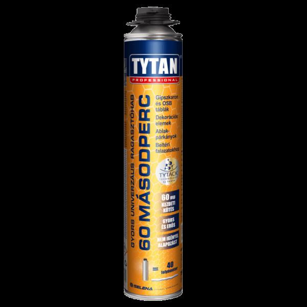 Tytan ragasztóhab - pisztolyos