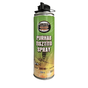 United Sealants Purhabtisztító spray 500ml