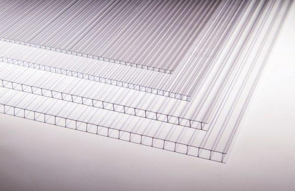 Polikarbonát 4-32 mm lemezek