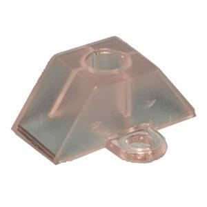 Távtartó trapéz polikarbonát rögzítéséhez
