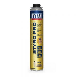 Tytan hőszigetelő ragasztó - Stryo Pro 3d